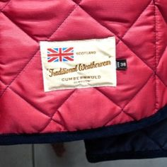 Traditional Weatherwear traditional weather wear quilting jacket