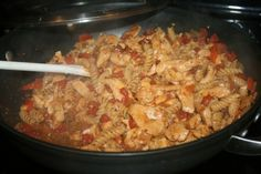 One Pot Italian Chicken Pasta Dinner - Eating on a Dime