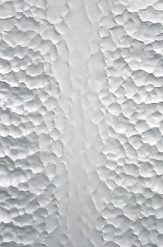 Anna Mlasowsky | Wind (detail), 2013 | compressed air, ceramic plaster compound, lacquer