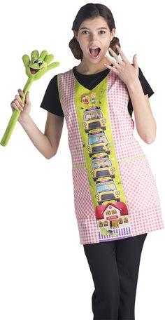 Estola Educación Infantil. Modelo bus. Referencia: ES7412.
