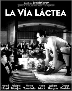 LA VIA LACTEA (THE MILKY WAY, 1936, Full movie, Spanish, Cinetel)