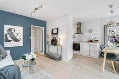 Apartamento pequeno clássico e aconchegante