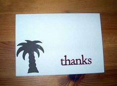 Wedding Invitation Do It Yourself  Diy Thank You Card cakepins.com