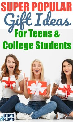 super popular 2018 holiday gifts for teens and college students
