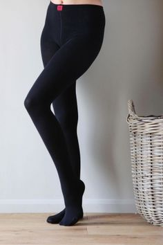 a9de0d2d4a7e9 Heat Holders Thermal Tights - Sizes: S - XL - Black Short Skirts, Stockings