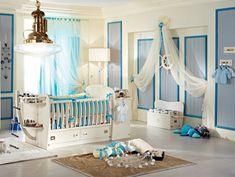 20 luxury baby cot designs and exquisite nursery rooms interiors Baby Nursery Decor, Baby Bedroom, Baby Boy Rooms, Nursery Room, Kids Bedroom, Nursery Ideas, Bedroom Ideas, Baby Room Design, Nursery Design