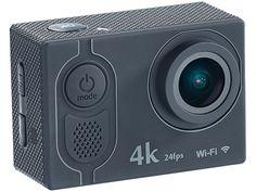 http://j.mp/PC-Magazin-Test 4K-Action-Cam DV-4017.WiFi, 16-MP-Sony-Sensor, IP68, 12-tlg. Zubehör http://j.mp/4KAction-Cam