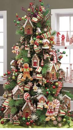 Ginger Bread Tree