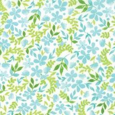 Fleurologie 7194-20 - Patchwork & Quilting Fabric