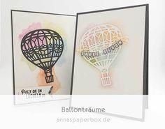 Ballonträume - anna's paperbox