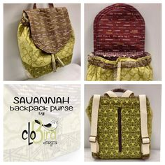 21+ Wonderful Picture of Backpack Sewing Pattern 2fe6531d59aa0