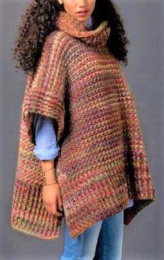 17 Oversized Crochet Patterns You'll Love