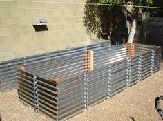 Αποτέλεσμα εικόνας για corrugated steel sheet urban farming