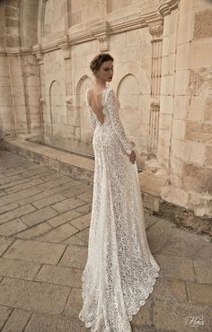 Such a stunner, right? Floral Bridal 2015 Wedding Dress Collection | Bridal Musings Wedding Blog 34