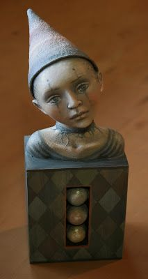 Sorrowful Songs #2 Lilt - Susie McMahon Dolls