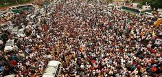 The 10 Most Overpopulated Cities