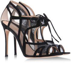 Sandals - Lyst