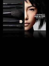 MAC Cosmetics: Look in a Box: Basic Brush Kit