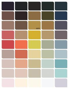 2016 colour trends in interior design and home decor: Dulux colour report 2016 predicts ochre color and gold to be colour of 2016 Colour Schemes, Color Trends, Colour Palettes, Color Combinations, Classical Interior Design, Color Plan, Gold Palette, Color Psychology, Mini Paintings