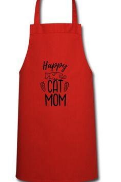 Happy Cat Mom/ Lustige Katzen Sprüche/ Katzenschürze, Katzen T Shirt, Katzen Tassen, Katzen Pullis uvm. in vielen verschiedenen Farben und Schnitten Jetzt klicken! #Lustiges Katzen Shirt #DIY Katzen Shirt #Katzen Liebe #Katze lustig #Katzen Haare #Cat Shirt Shirts & Tops, Shirt Diy, Reusable Tote Bags, Mom, Cats, Happy, Cat T Shirt, Funny Cats, Funny Stuff