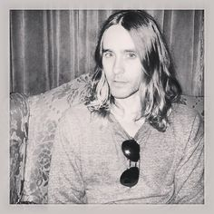 jaredleto Me at the Bowery in NY, photographed by Terry Richardson