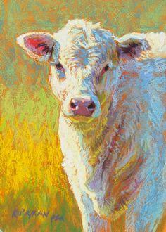 Rita Kirkman's Daily Paintings - Pastel