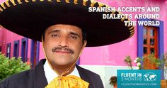Do all Spanish accents sound the same? Find out the difference between Mexican, Castilian, Rioplatense, Chilean and Caribbean Spanish dialects and accents.
