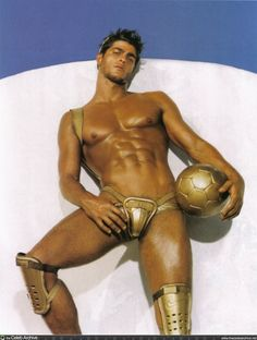 If more gay men played sports.