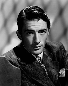 """Gregory Peck - they couldn't have picked a better man to play Atticus Finch in """"To Kill a Mockingbird""""."""