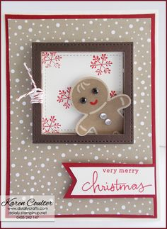 Cookie Cutter Christmas stamp set                                                                                                                                                                                 More