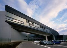 BMW Central Building - Architecture - Zaha Hadid Architects