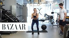 4 Toning Moves To Get Tight by Tonight: Larry Twohig, owner of Culture Fitness in New York City, takes use through four toning exercises that can tighten and tone rapidly.