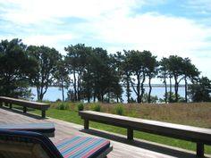 Oak Bluffs - Waterfront on Sengekontacket Pond : gra38a in Oak Bluffs