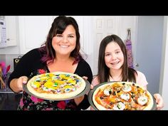 The Pizza Challenge with Cookies Cupcakes and Cardio - YouTube