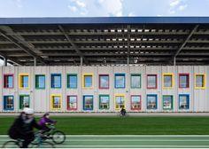 SOM designs first net zero public school in New York City
