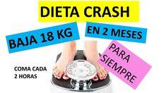 BAja 18 kilos en 2 meses  para siempre. DIETA CRASH Food And Drink, Drinks, Youtube, Skimmed Milk, 2 Months, Eating Clean, Foods, Drinking