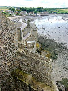 Blackness Castle, Blackness, Scotland