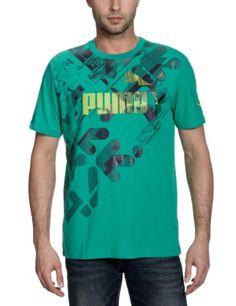 PUMA - Camiseta de running para hombre #camiseta #realidadaumentada #ideas #regalo