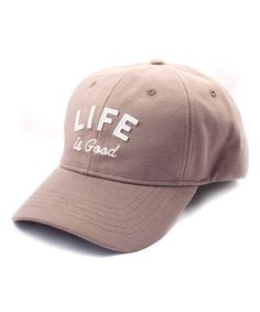 Life is Good® Slate Gray Jersey Chill Cap d161fc3f8d75