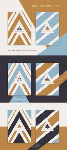 Contemporary Xmas Bundle by Polar Vectors on @creativemarket