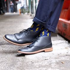 Kicking Up Your Sock Game: A Guide to Men's Sock Fashion | The GentleManual
