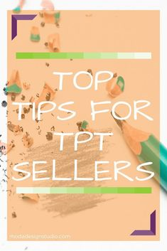 Learn to sell on Teachers Pay Teachers. Top Tips for New TpT Seller. Make money online as a teacher. Teacher Created Resources, Teacher Blogs, Teacher Pay Teachers, Online Education Programs, Education College, College Courses, Online College, Powerpoint Lesson, Importance Of Time Management