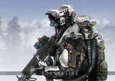 Some Cool Robots and Mech Art - Imgur