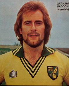 #ClubLegend Graham Paddon - Norwich City - Midfielder 1969-73 & 76-81 Made 344 League Appearances #ncfc