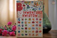 Ilustrowany inwentarz kwiatów | Bajkochłonka Cover, Books, Art, Art Background, Libros, Book, Kunst, Performing Arts, Book Illustrations