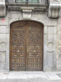 Wood Carving Spain