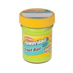Berkley Biodegradable Trout Dough Bait Chartreuse