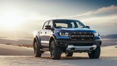 Ford hints at Ranger Raptor coming to the US, possibly with a gas engine