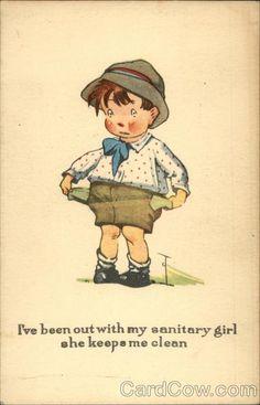 Boy with empty pockets Charles Twelvetrees Boys