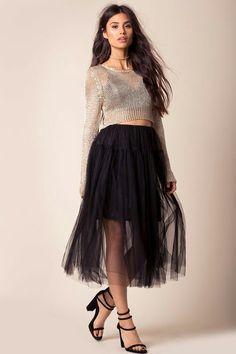 Tulle, Skirts, Fashion, Tulle Skirts, Moda, Fashion Styles, Tutu, Skirt